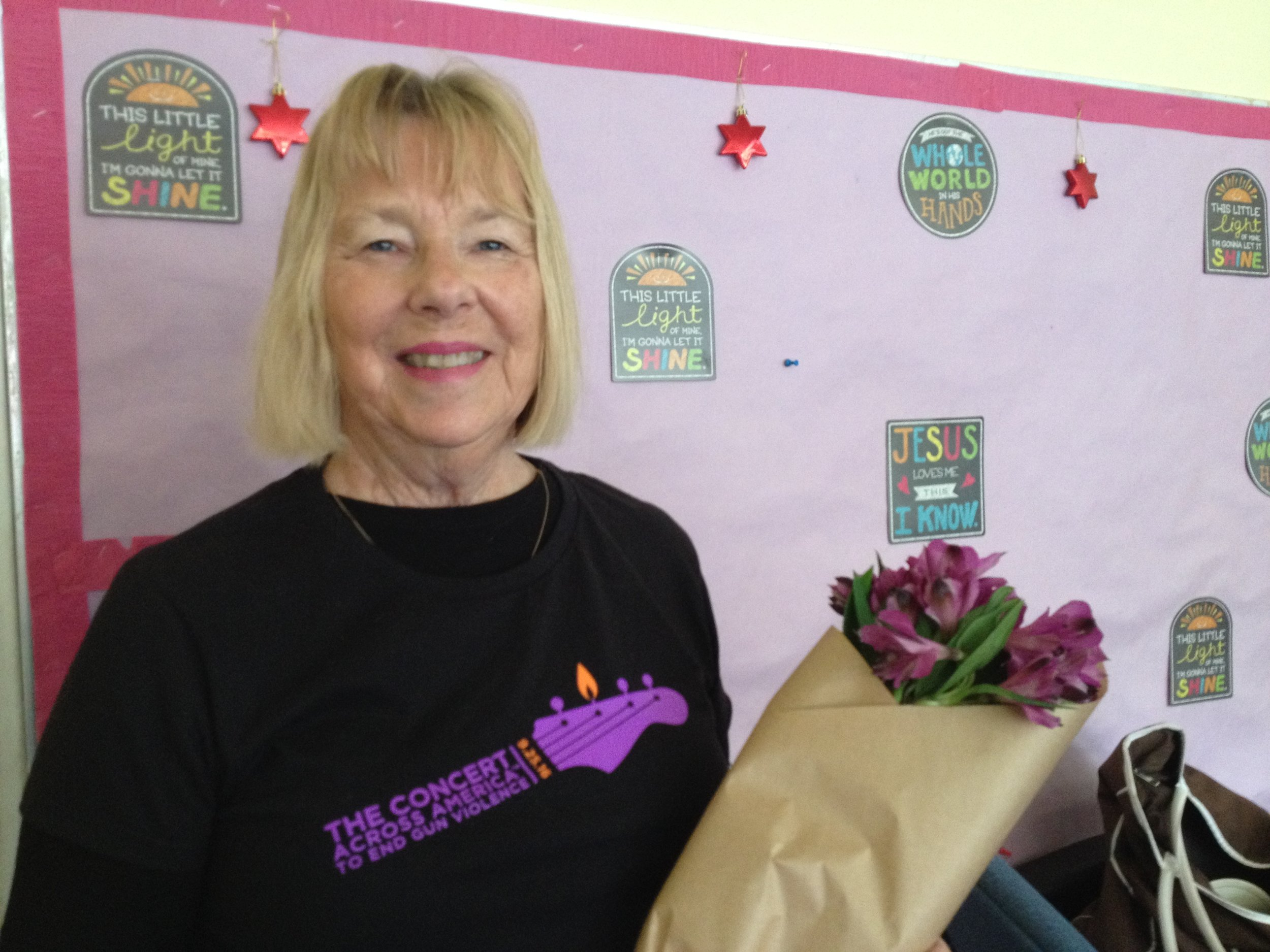 Sharon Friel, Events Co-chair
