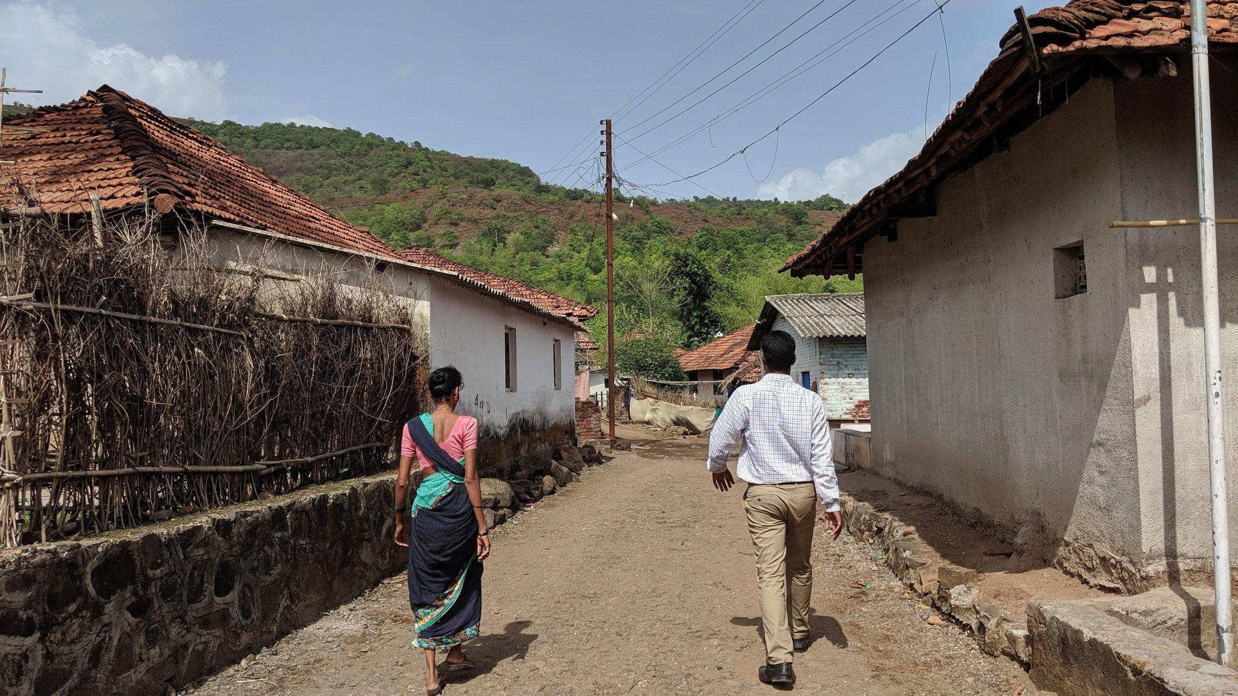 Maternal Care by ASHAs in Rural Maharashtra