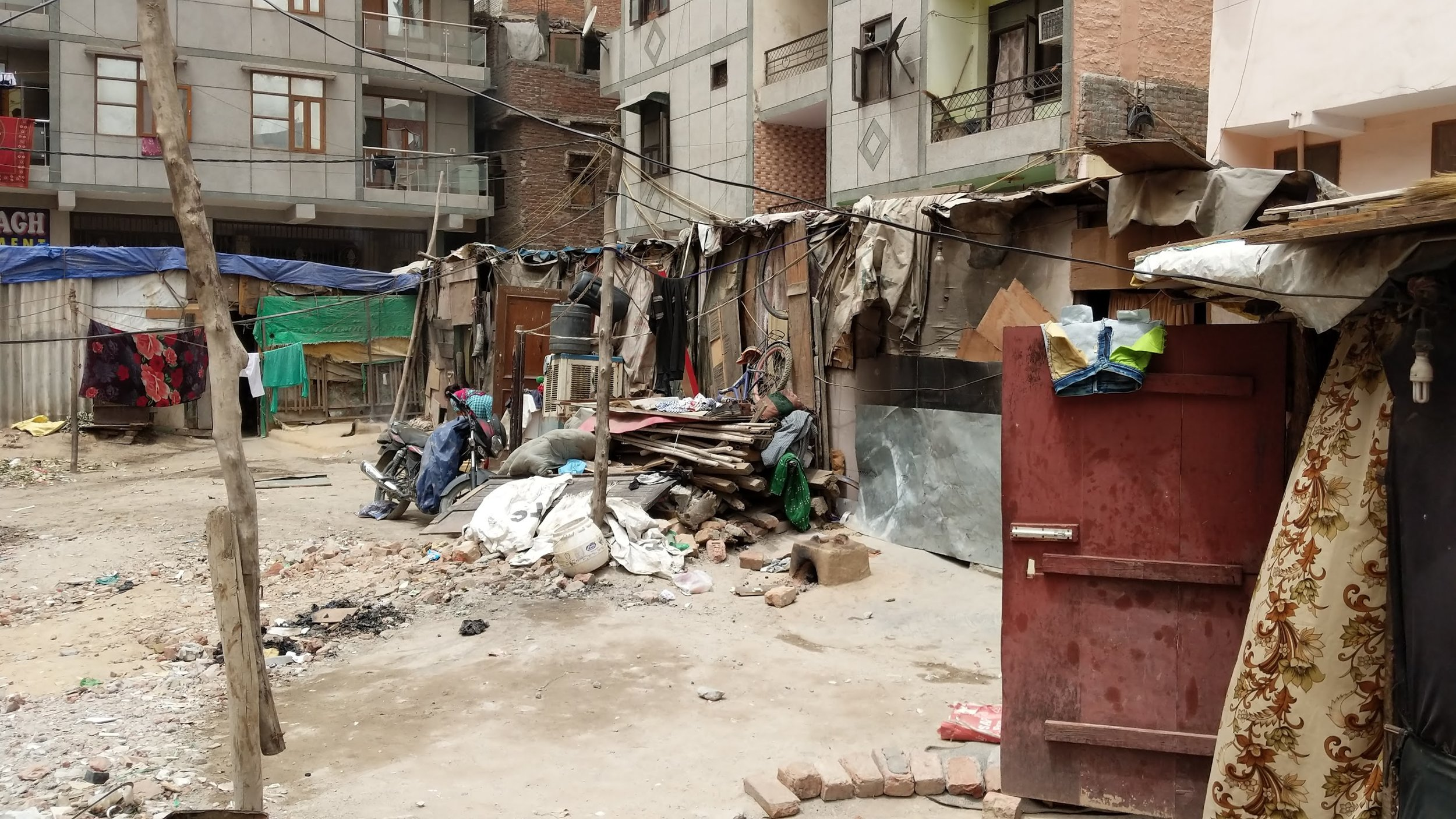Healthcare Uptake by Slum Communities