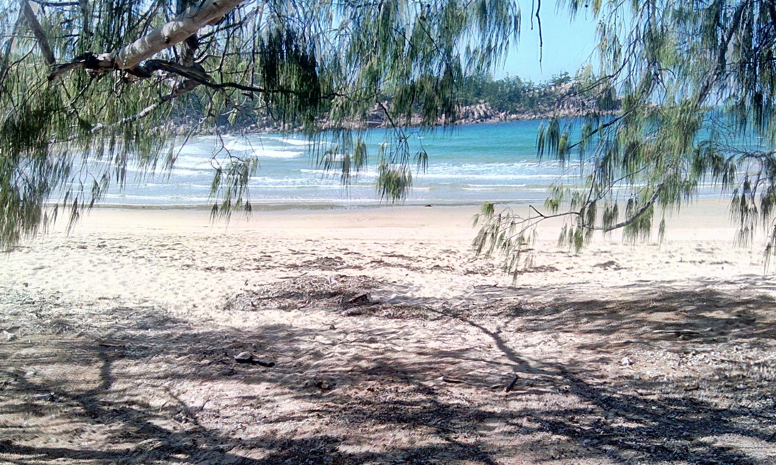 Magnetic Island's beaches are world class, and often empty