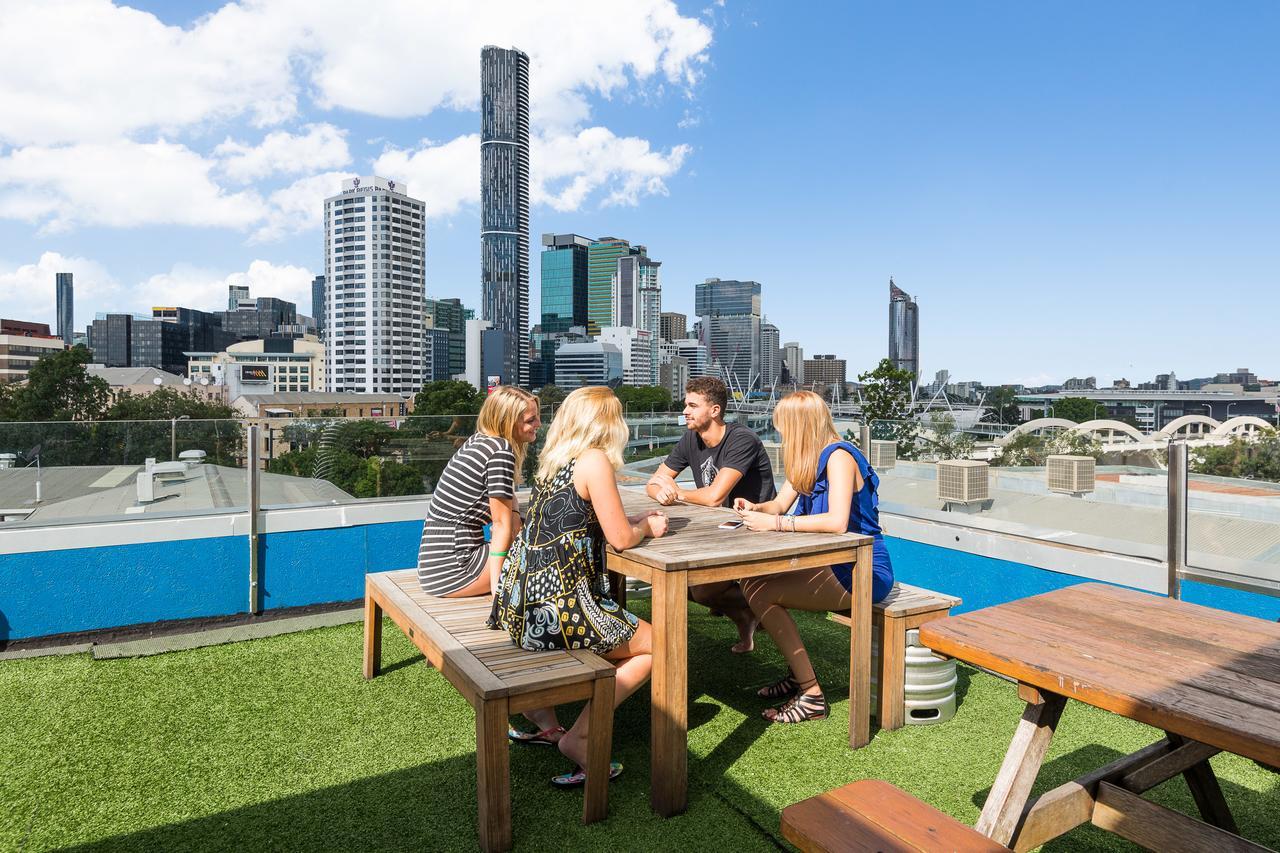 Summerhouse Rooftop views