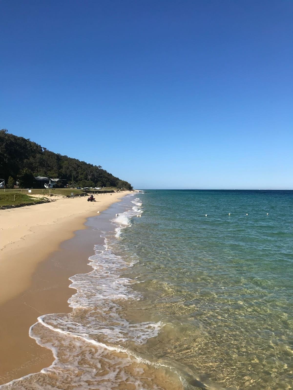 Tangolooma Resort Beach