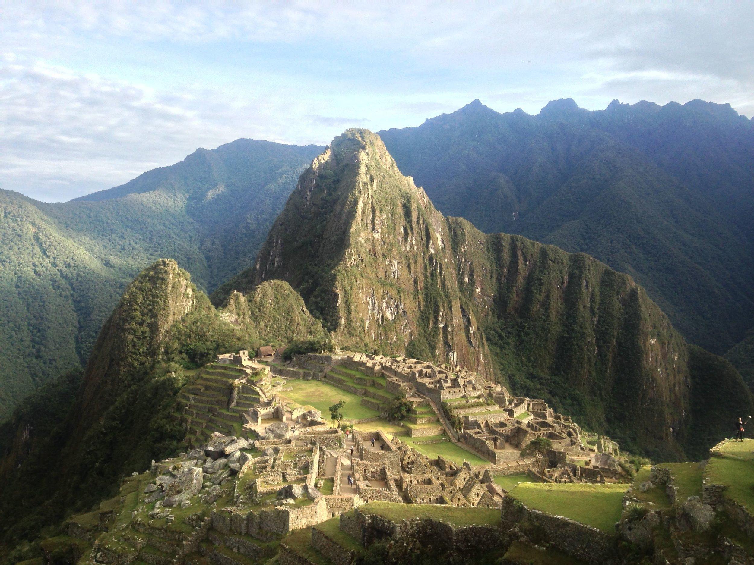 The Classic Machu Picchu photo