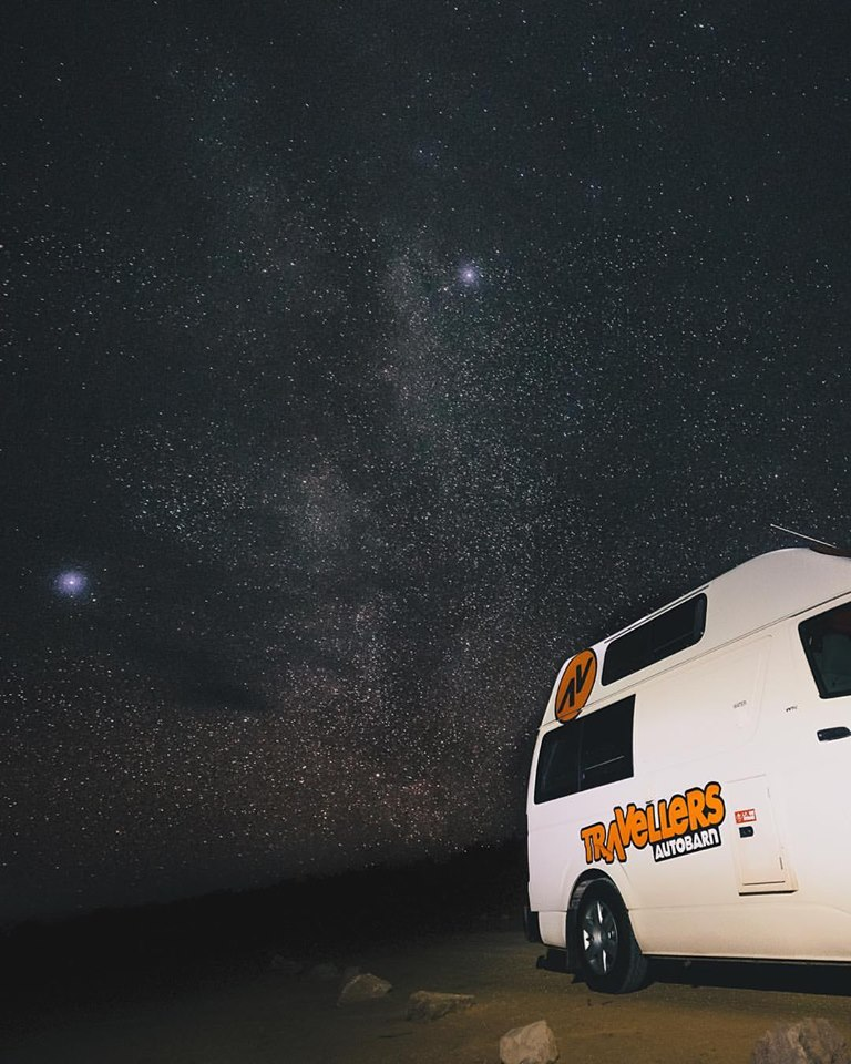 Travellers Autobarn   (This is only the biggest because we love the picture). Travellers Autobarn host a range of camper rentals from all over Australia, including Perth and Darwin. They're reliable, cheap, and have a great reputation, starting from their cheap, stationwagons with a mattress in the back, to amazing 4 berth campers. Click through to request a quote, or get a comparison with a quote you have already!