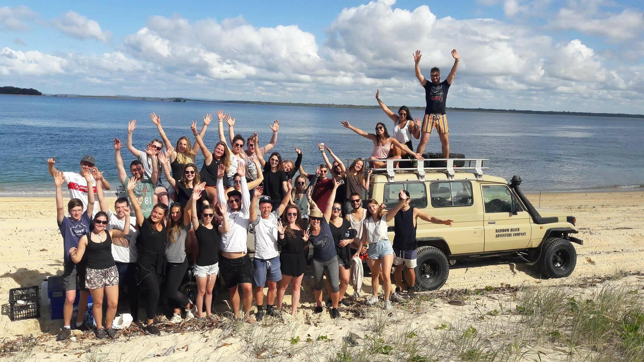Fraser Island Group Tour