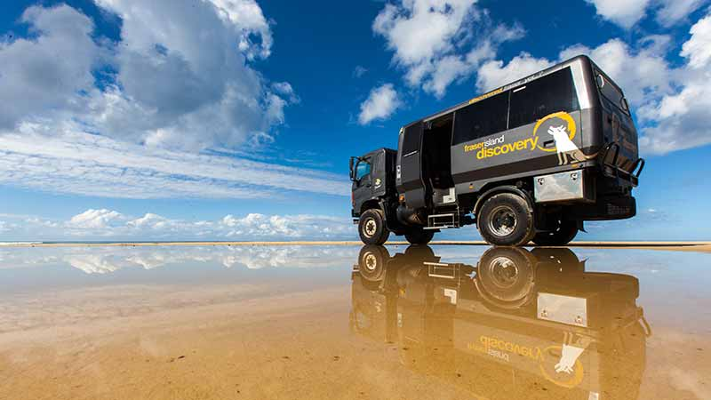 Fraser Island Discovery