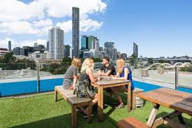 Summerhouse rooftop Brisbane