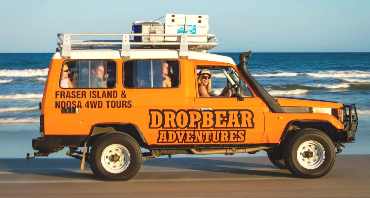 Dropbears Tagalong Tour