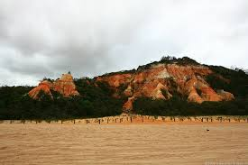 The Pinnacles Coloured Sands
