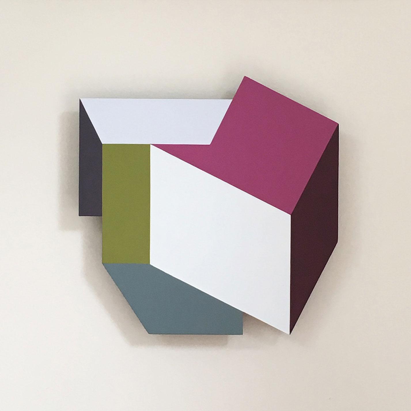 Block - original painting by Amanda Wilkinson
