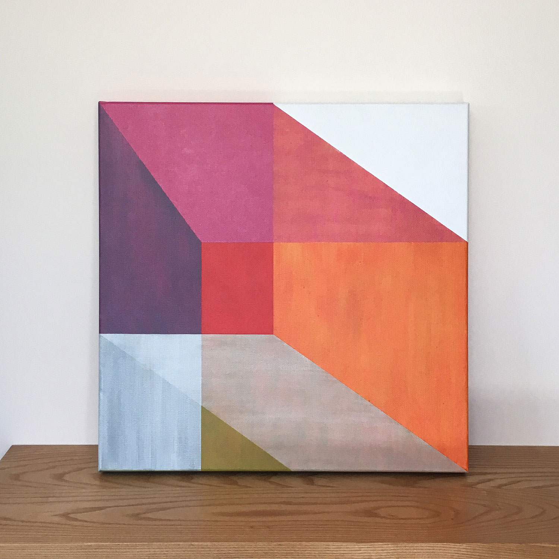 Portal - original painting by Amanda Wilkinson