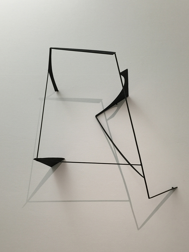 Robert Jacobsen sculpture at Centre Pompidou, Paris