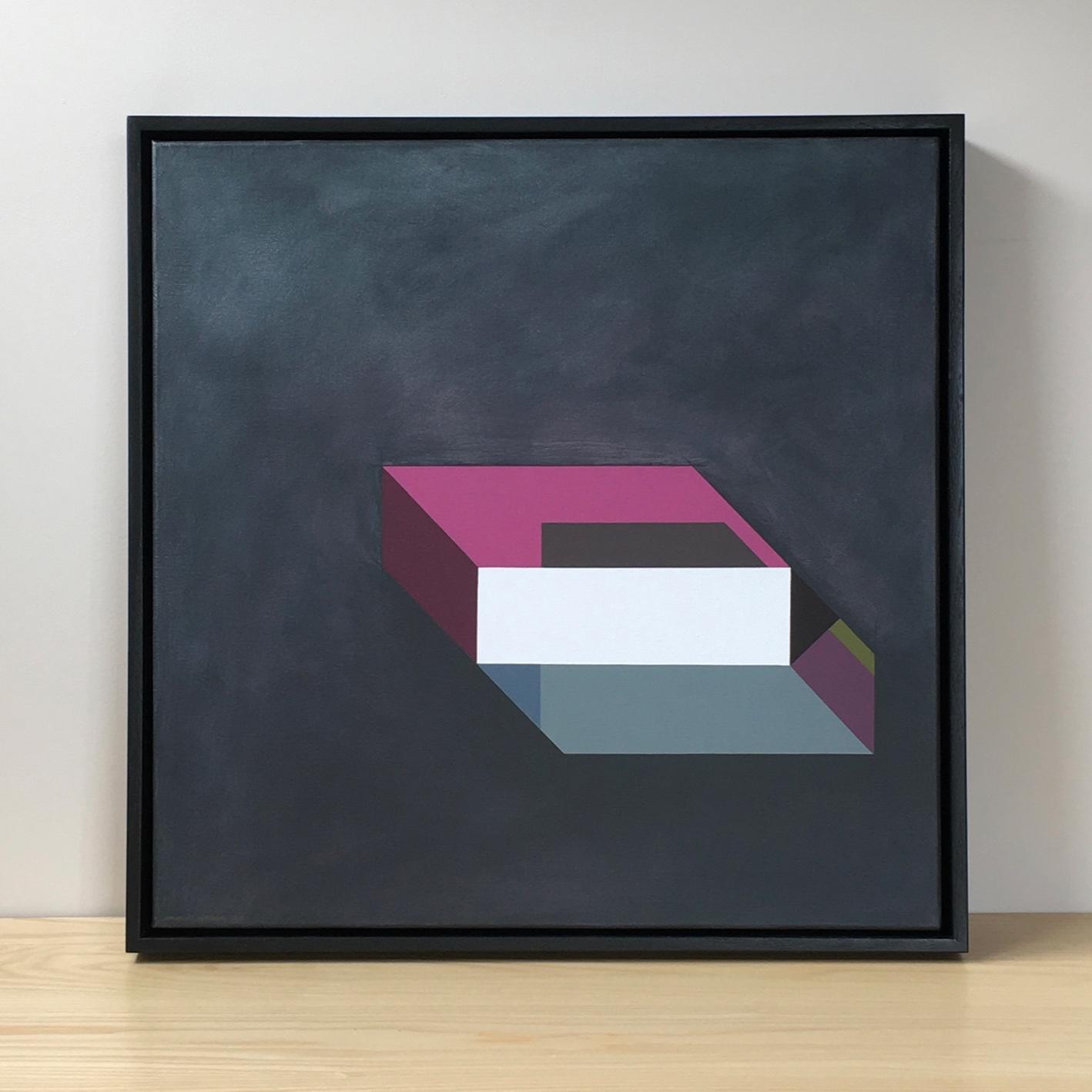 Roomy - original painting by Amanda Wilkinson