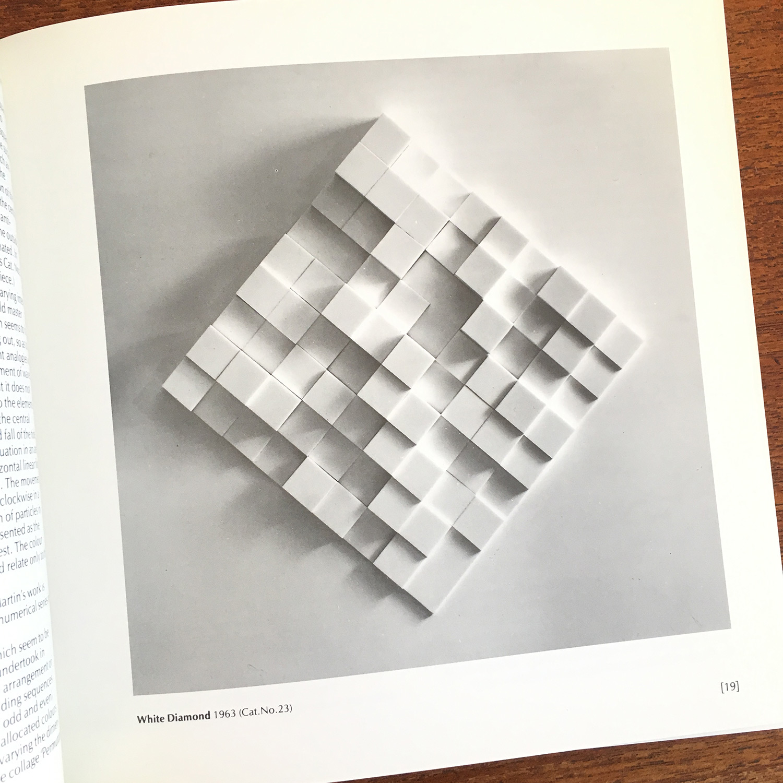 White diamond by Mary Martin 1963