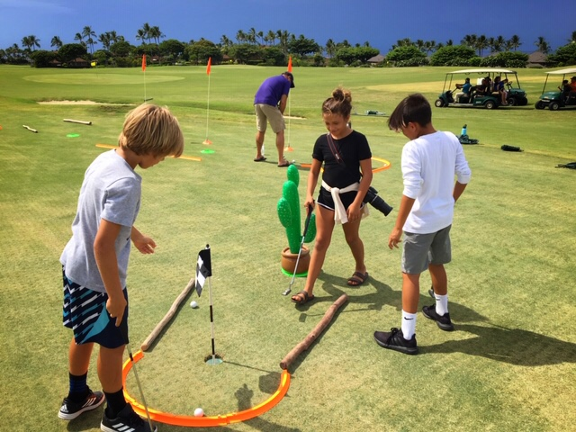 Hualalai Golf Course Junior Golf STEM.jpg