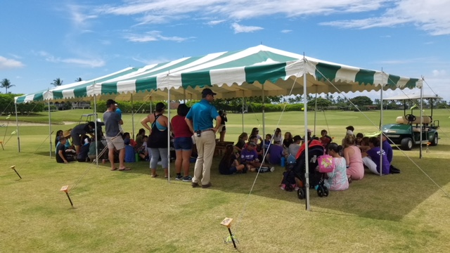 Hualalai Golf Course STEM Hawaii children.JPG