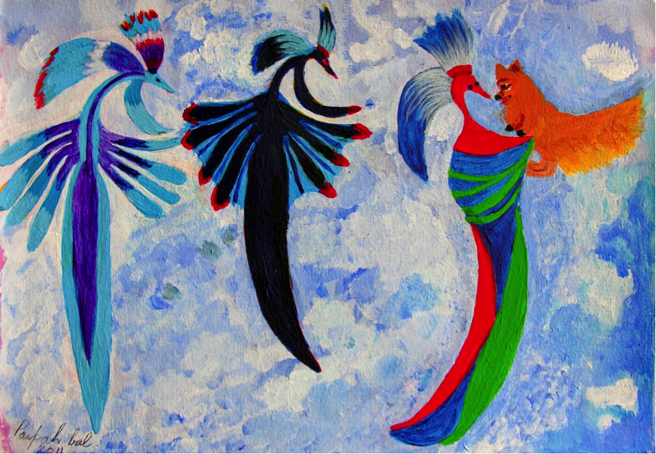 Wind Spirits - The Wind Spirits are lovely Beings, who are carried across our country and the world. They are very beautiful and very kind, they know when storms are forming, and they tell all birds and animals to make their families safe; people don't understand the natural world, and therefore do not see or hear the messages. And as Molly Dolly said in this book,