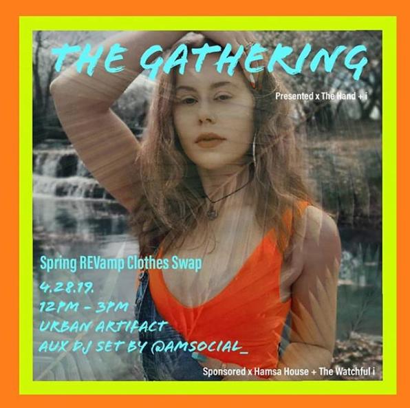 Design for Event Promo Content, 2019.