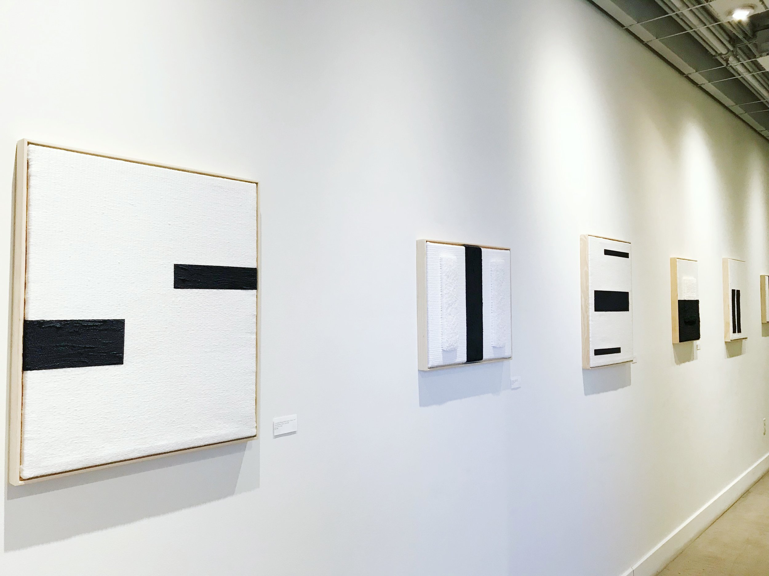 Image from solo exhibition, Permanence In The Fleeting 2018
