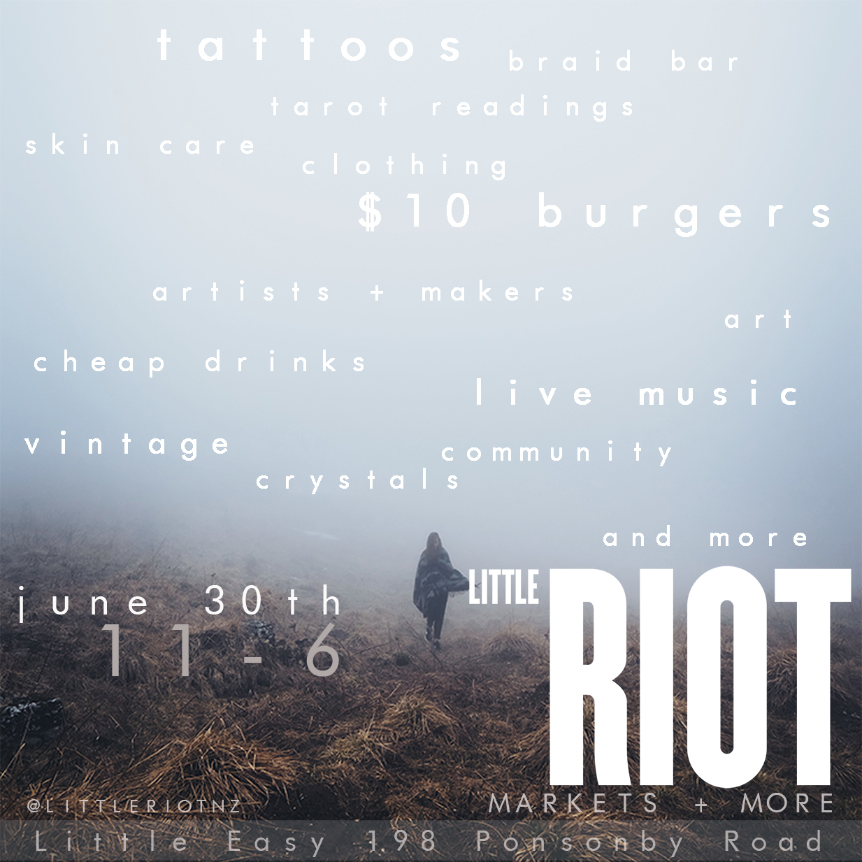 Little-Riot-Market