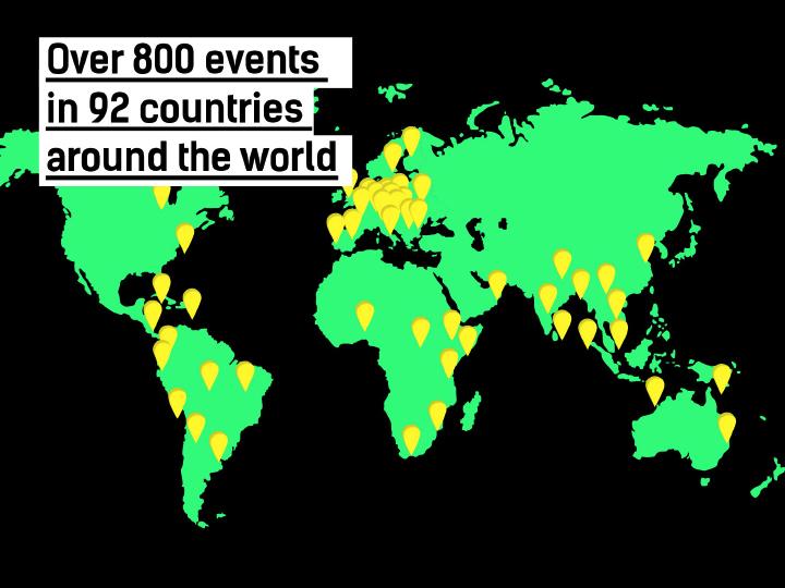 Fashion Revolution Events Worldwide