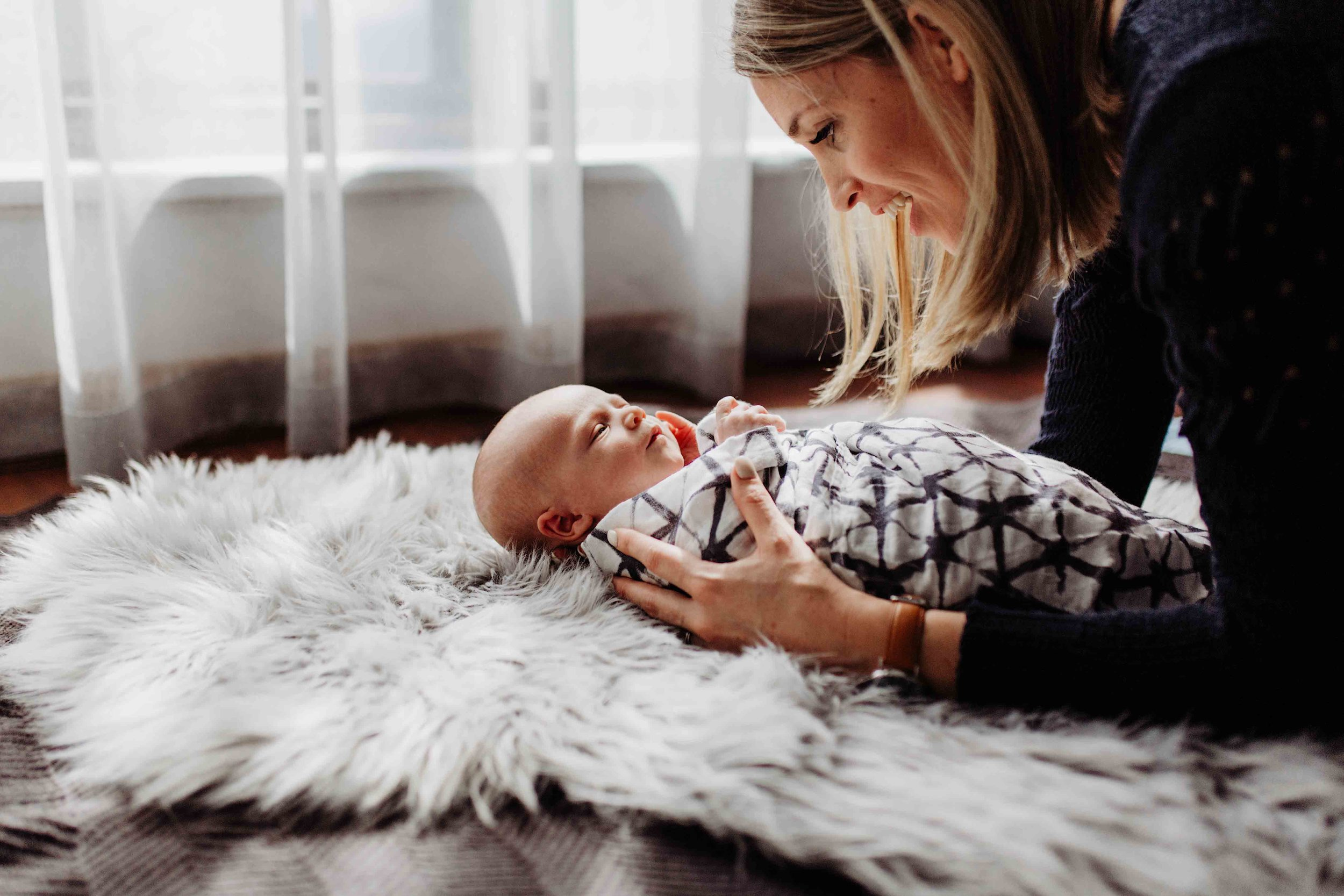 Lifestyle Newborn Photography Adelaide