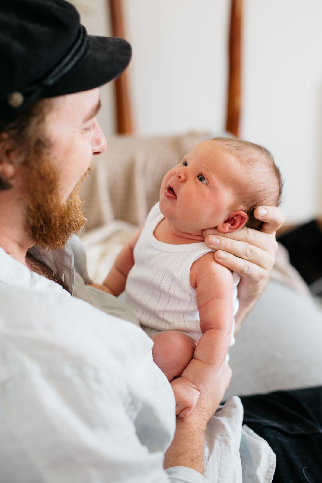 Carrie Jones Photography lifestyle newborn photos