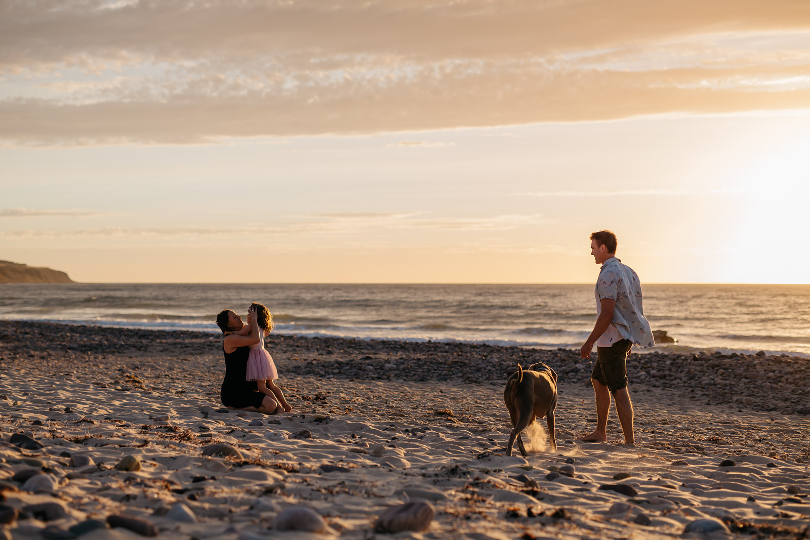Maternity Lifestyle Sessions Hallet Cove Beach