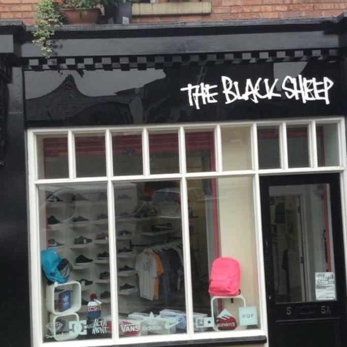 Black Sheep Skate Shop - 830 Lamar Ave, Charlotte, NC 28204blacksheepskateshop.com