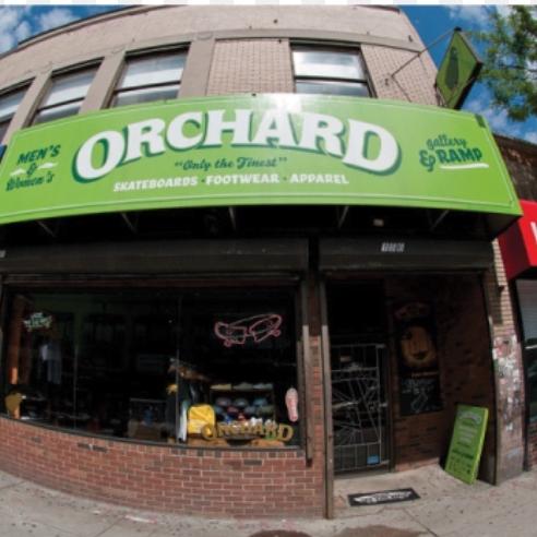 Orchard Skate Shop - 156 Harvard Ave, Boston, MA 02134orchardshop.com