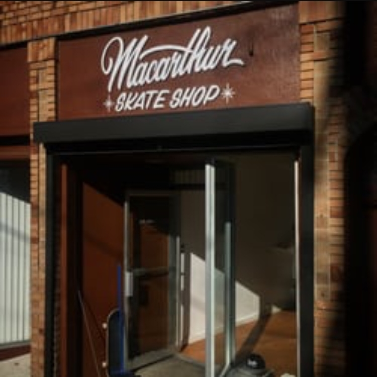 Macarthur Skate Shop - 2776 MacArthur Blvd.Oakland, CA 94602