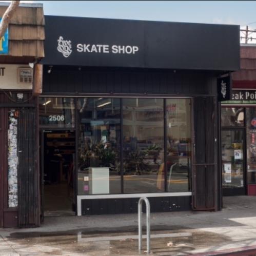 510 Skate Shop - 2506 Telegraph Ave. Berkeley, CA 94704510skateboarding.com