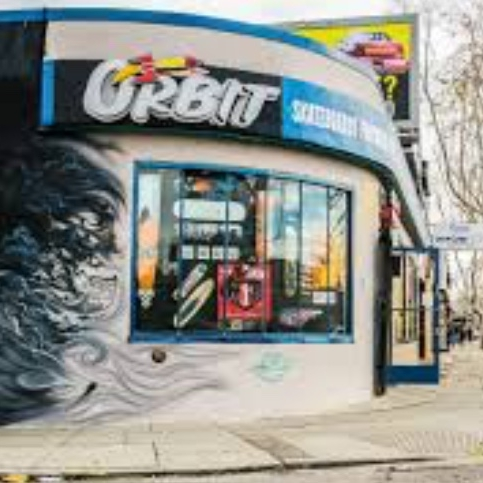 Orbit Skate Shop - 15206 E 14th St. San Leandro, CA 94578orbitskates.com
