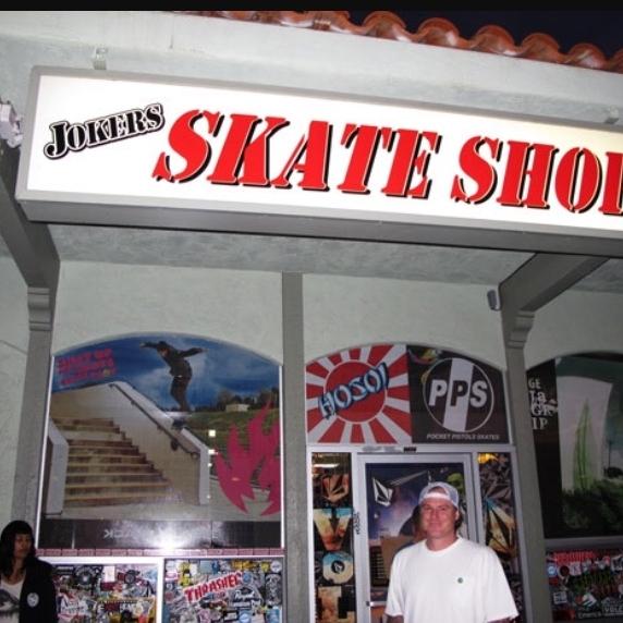 Jokers Skate Shop - 9606 Hamilton Ave, Huntington Beach, CA 92646jokersskateshop.com
