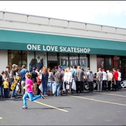 One Love Skate Shop - 1851 E Stroop Rd, Dayton, OH 45429oneloveskateshop.com