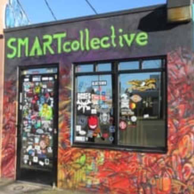 Smart Collective Skate Shop - 4533 SE 67th Ave,Portland, OR 97206smartcollectivepdx.com