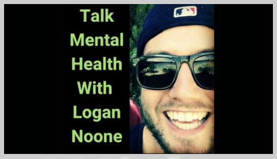 Featured on Talk Mental Health with Logan Noone Podcast -