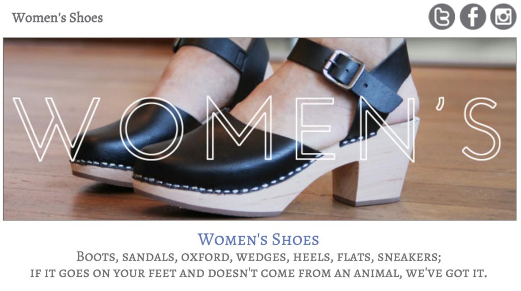 5 Vegan Shoe Brands You Should Know