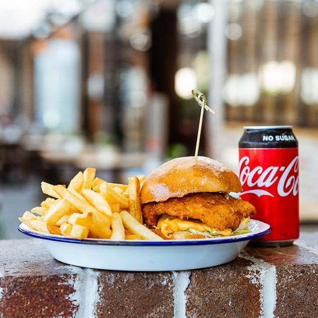 It's International Burger Day next Tuesday 28th May!  We are celebrating everyone's favourite food with $5 Schnitzel Burgers from 12 - 2pm and 4pm - close;or until sold out.  Available at Belrose and Newport.  The Schnitzel Burger is our most popular item, come and taste why ;) #burgers #burgersandfries #burgerholic #internationalburgerday #cheese #belrose #newportbeach #feedfeed #nomnom #sydneynorthernbeaches #northernbeaches #sydneyfood #eatstreet #healthyfood #goodeats #cheapeats #eeeeeeats #chickenandchips #bannockburn #freerangechickens #healthyfood #healthyfastfood #thehonestchicken #burgerking #burgerporn #burgerlove #goodfood #eatingfortheinsta #foodgasm #ethicaleats