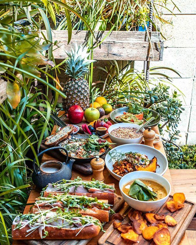 When you can't decide what to order.... so you just get everything.  #foodcoma#shakshuka #foodstagram #delicious #breakfastclub #foodstylist #sydneyfoodshare #feast #sydneyfoodie #sydneyfood #sydneycafe #foodphotography #sydneycafes #brunch #foodie #beautifulcuisines #healthylifestyle #coffee #brunchclub #healthyfood #breakfast #fruit #acaibowl #weekendvibes #alexandriasydney #zetland #sydneyeats #eeeeeats #redfern #newtownsydney