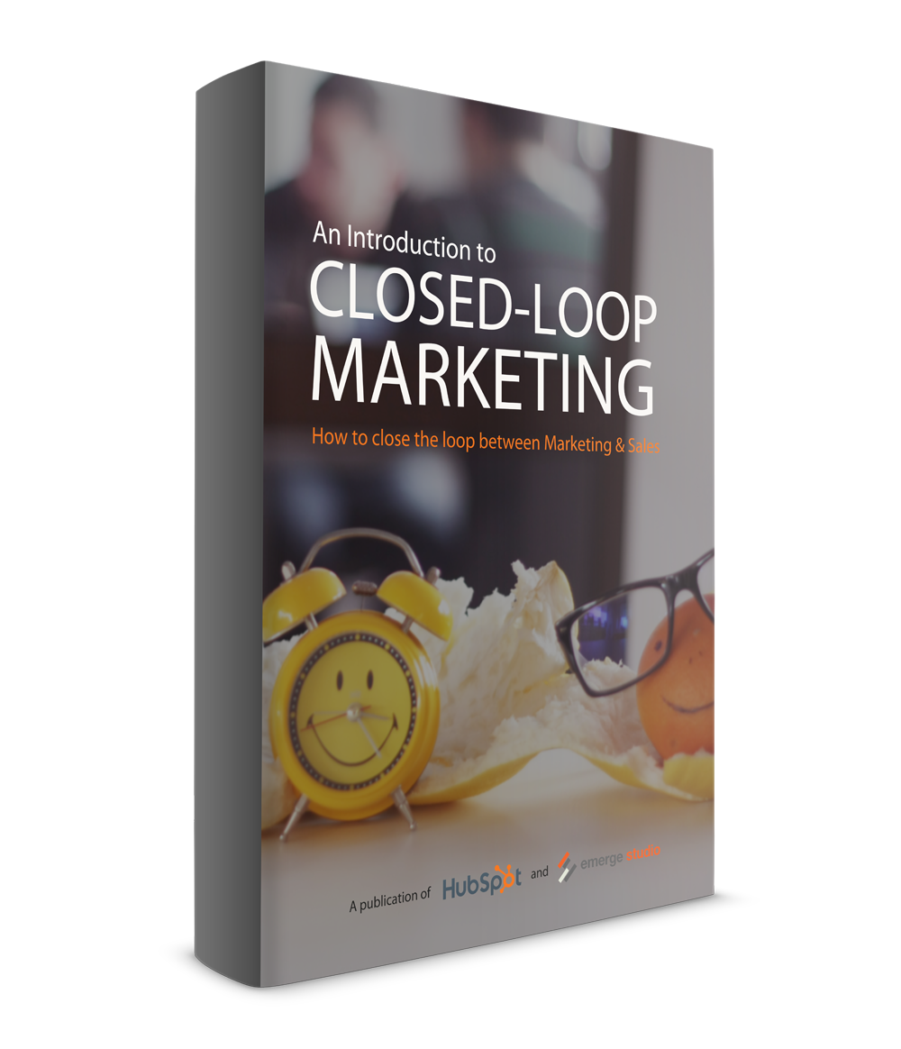 Download:  An Introduction to Closed-Loop Marketing.