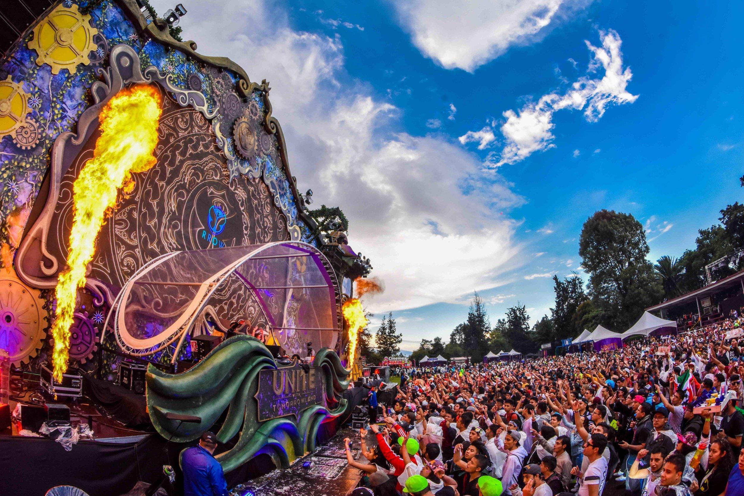 UNITE with Tomorrowland Mexico 2018