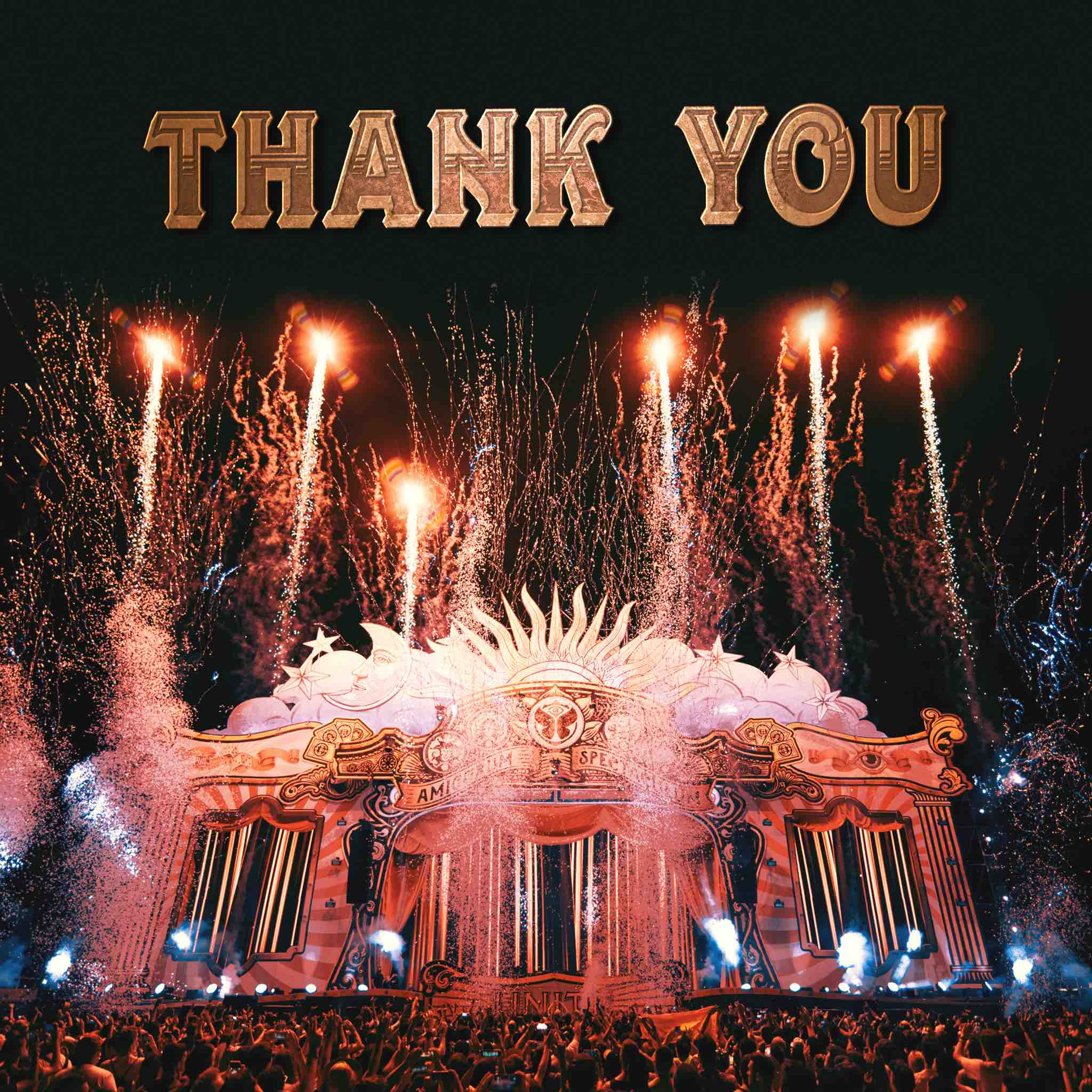 UNITE with Tomorrowland 2019 - Entradas ya a la venta en www.bit.ly/UNITE19