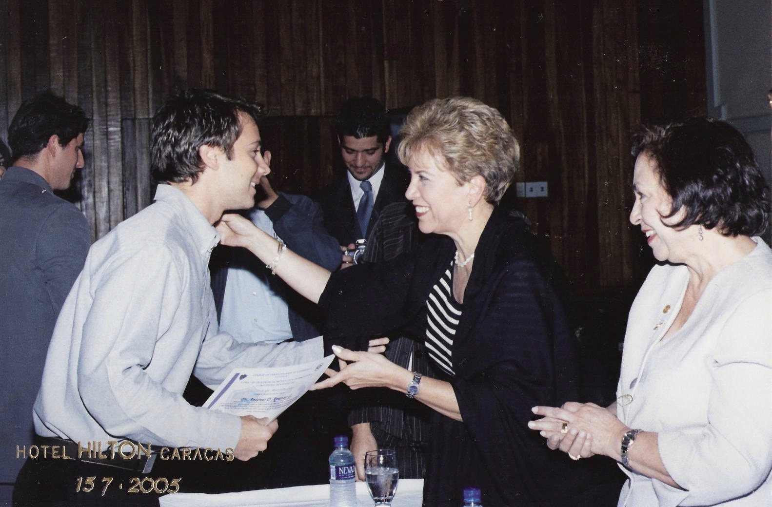 Diploma in Interceptive and Functional Orthodontics - 2005 - Venezuela