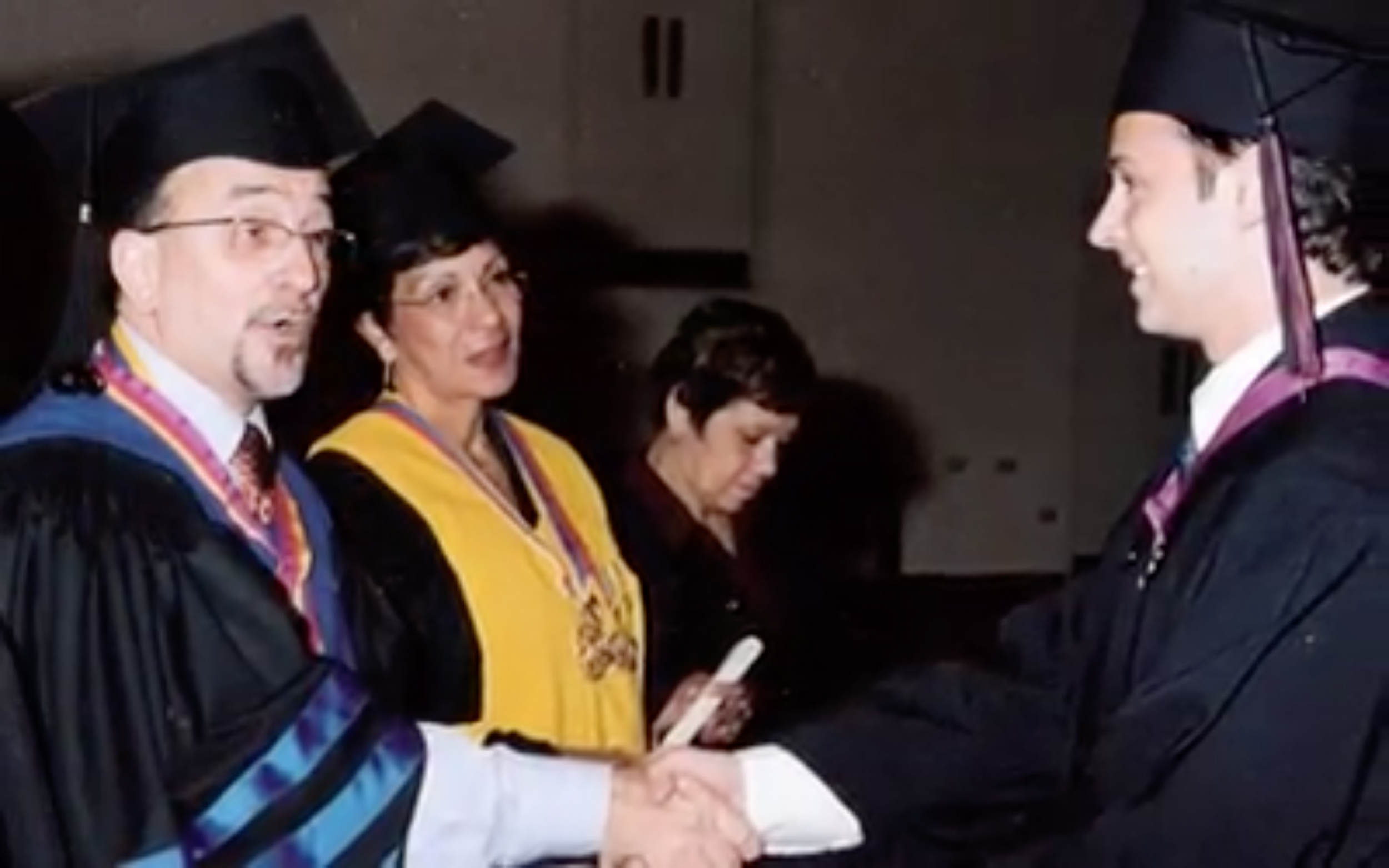Graduation de Odontologo - 2003 - Venezuela