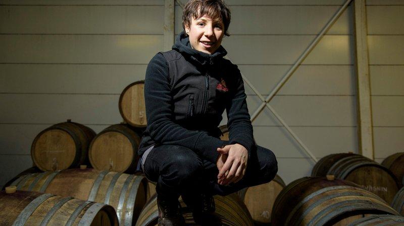 Catherine Cruchon (viticultrice)