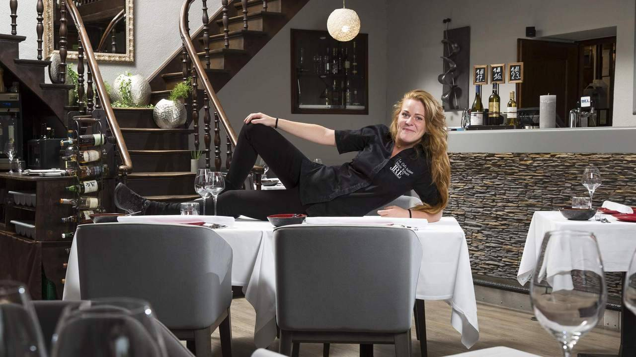 Chef Marie Robert