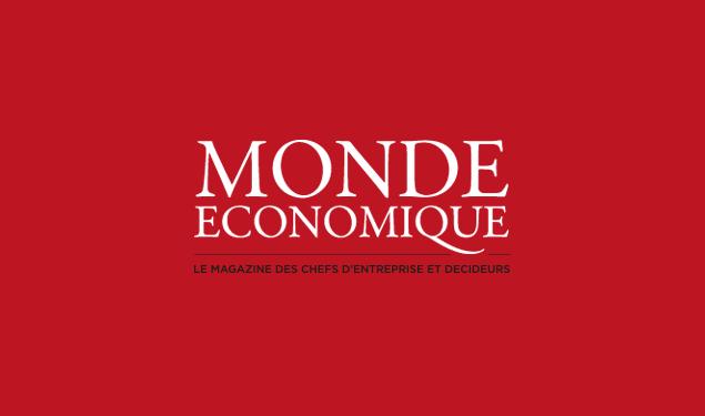 Thierry Dime du Monde Economique interview Damien Hubert, CEO de La Maison Hubert
