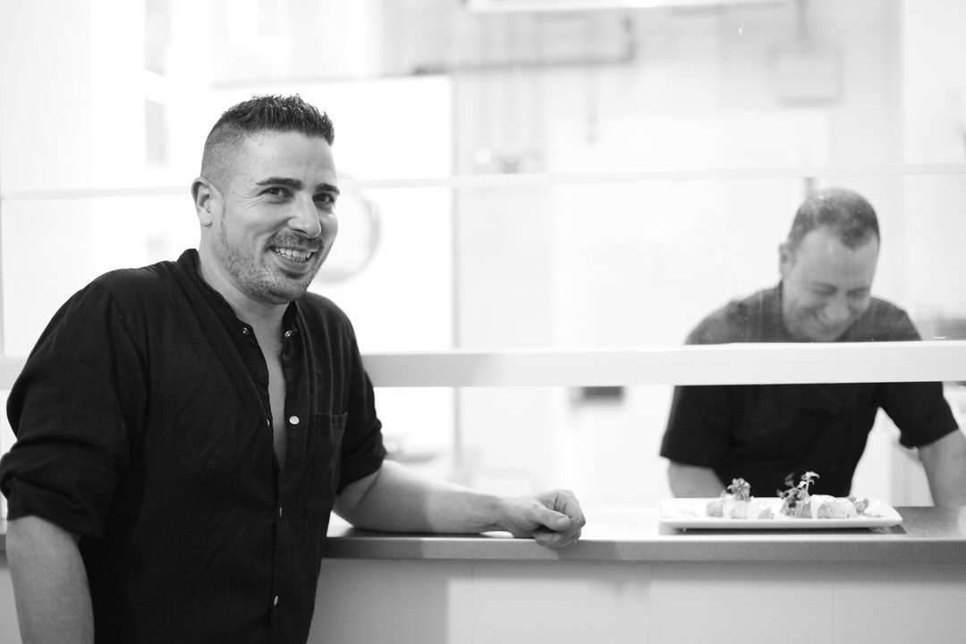 Victor Bonet y Luis Comellas_ chef y segundo de cocina.JPG