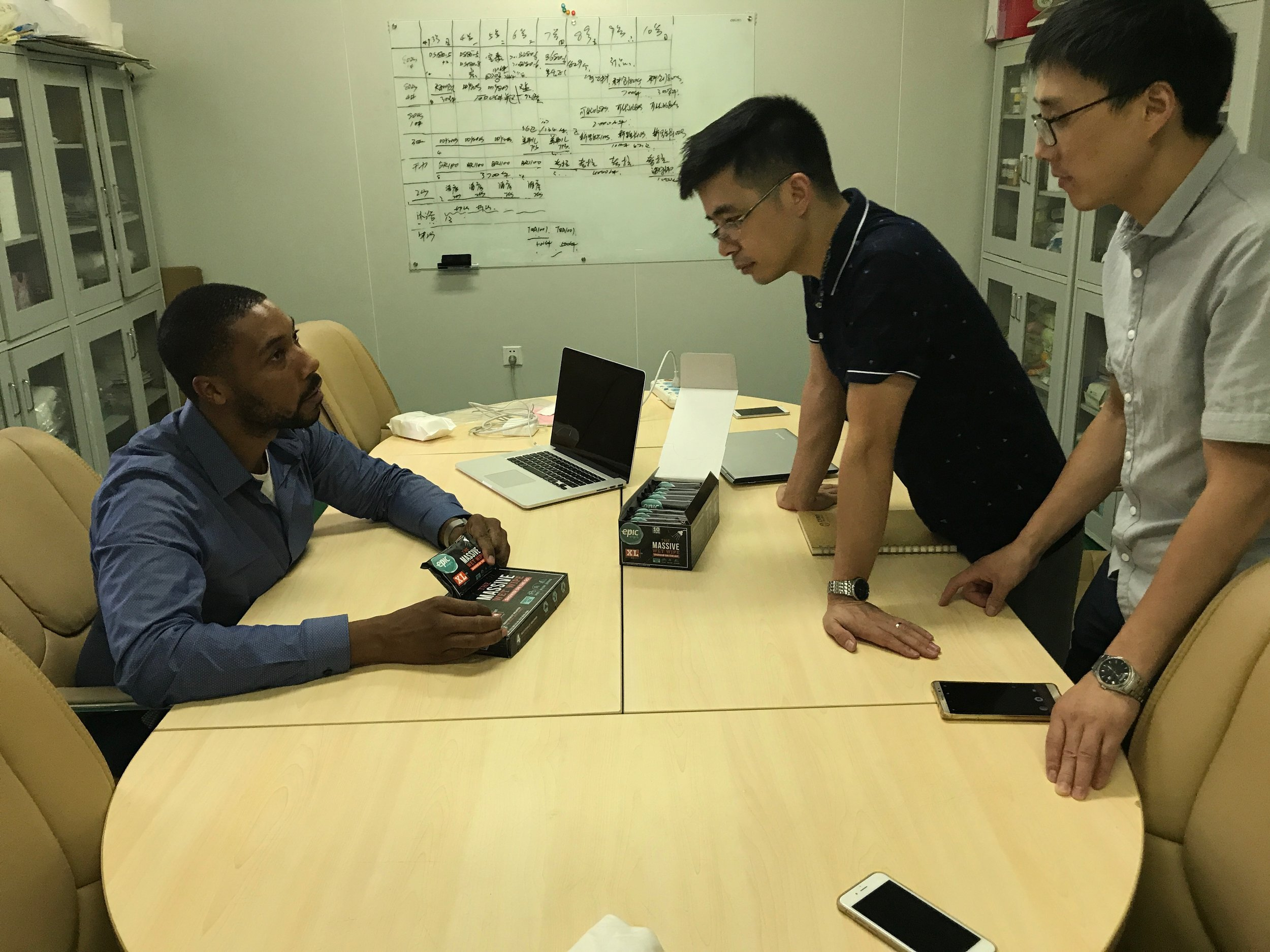 Get the job done - Fuzhou, 2017